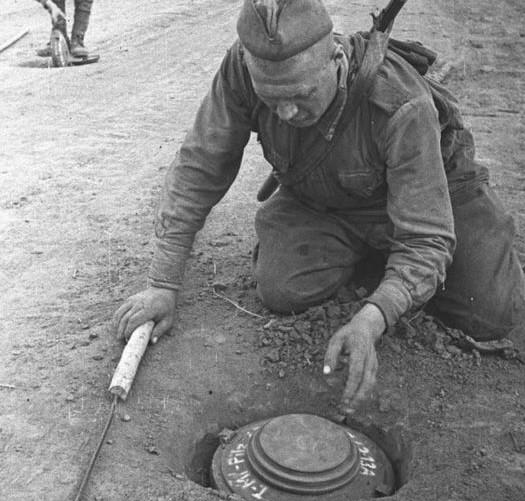 Как сапёр ,проявив смекалку,спас пять наших Т-34. Великая Отечественная война, сапер, Смекалка, герои, длиннопост